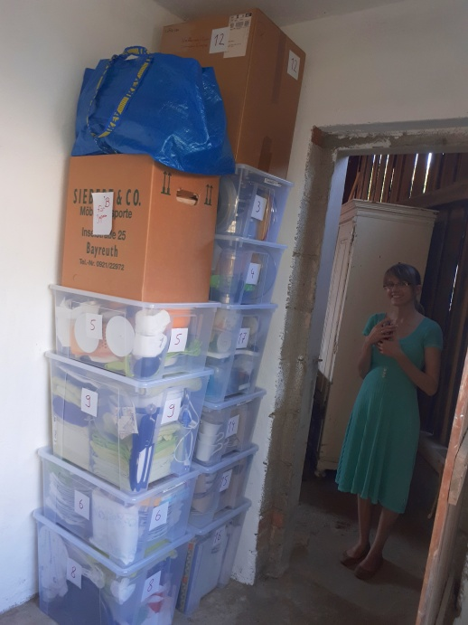 tower of boxes